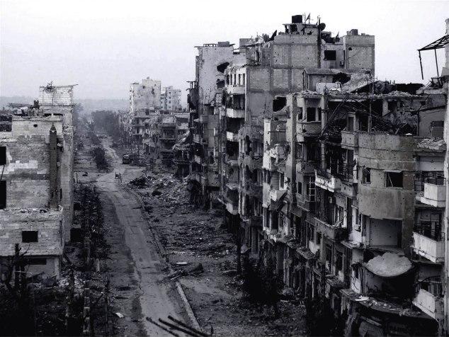 Homs-war